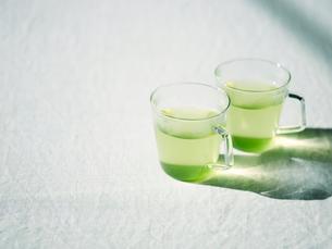 緑茶の写真素材 [FYI01604559]