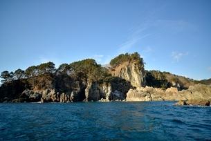 海岸と灯台の写真素材 [FYI01605284]