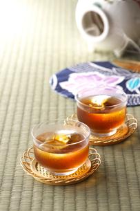 麦茶の写真素材 [FYI01606889]