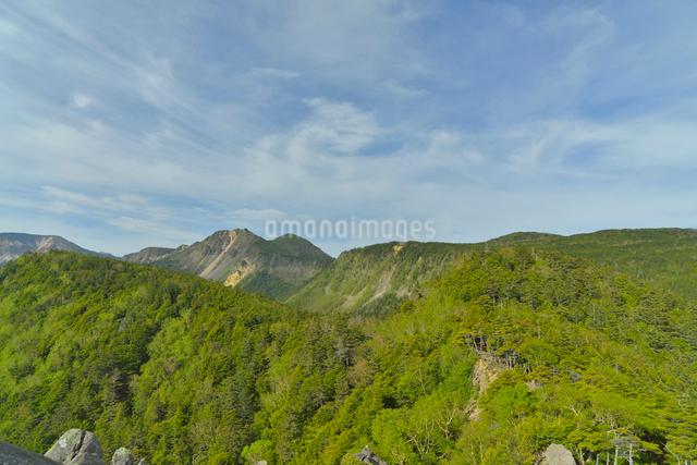八ヶ岳の天狗岳の写真素材 [FYI01606991]