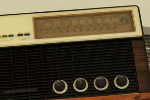 ラジオの写真素材 [FYI01607298]