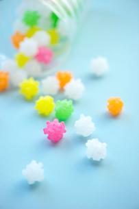 コンペイ糖の写真素材 [FYI01607574]