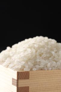 升に入った米の写真素材 [FYI01607578]