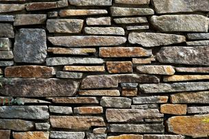 石積の写真素材 [FYI01607722]