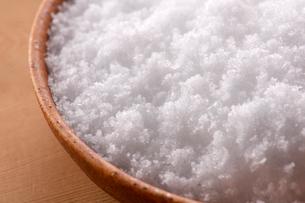塩の写真素材 [FYI01607789]