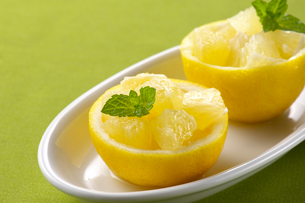 レモンの写真素材 [FYI01607940]