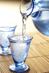 日本酒の写真素材 [FYI01608049]