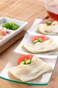 素麺の写真素材 [FYI01608087]