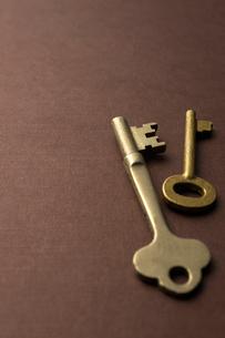 鍵の写真素材 [FYI01608257]