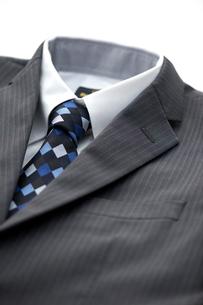 スーツとネクタイの写真素材 [FYI01608366]