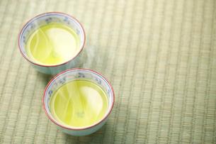 日本茶の写真素材 [FYI01608412]
