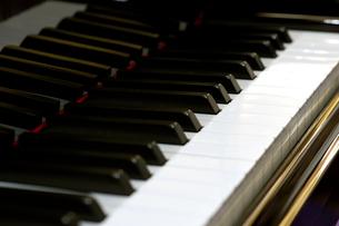 ピアノの写真素材 [FYI01608447]