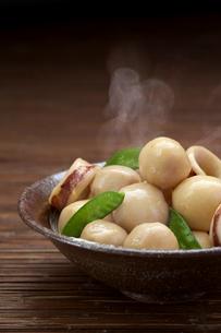 里芋の煮物の写真素材 [FYI01608666]