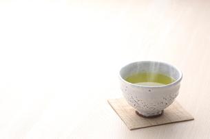 日本茶の写真素材 [FYI01609280]