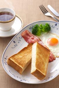 朝食の写真素材 [FYI01609610]