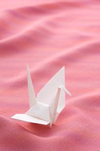 折り鶴の写真素材 [FYI01609771]