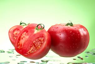 完熟トマトの写真素材 [FYI01609836]