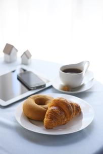 朝食イメージの写真素材 [FYI01609855]