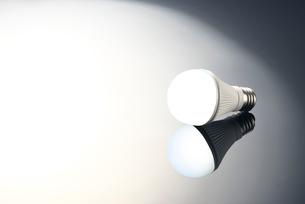 LEDライトの写真素材 [FYI01610246]
