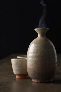日本酒の写真素材 [FYI01610285]