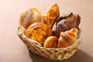 パン集合の写真素材 [FYI01610293]