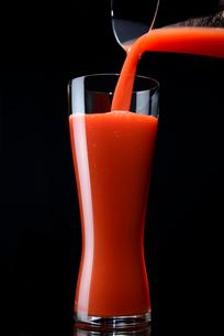 トマトジュースの写真素材 [FYI01610648]