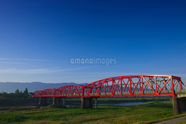 筑後川橋の写真素材 [FYI01610659]