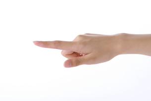 指差しの写真素材 [FYI01610663]
