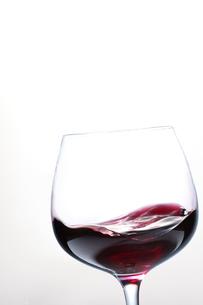 赤ワインの写真素材 [FYI01610745]