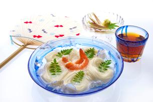 素麺の写真素材 [FYI01610801]