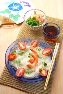 素麺の写真素材 [FYI01610849]