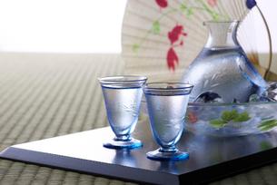 冷酒の写真素材 [FYI01610891]