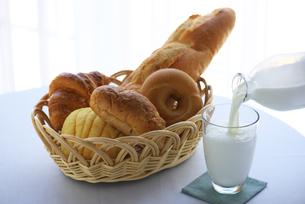 朝食イメージの写真素材 [FYI01610939]