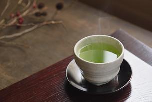 日本茶の写真素材 [FYI01611313]