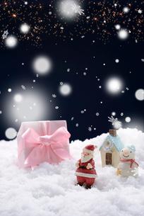 クリスマスイメージの写真素材 [FYI01611350]