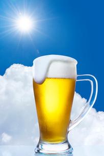 ビールの写真素材 [FYI01611427]