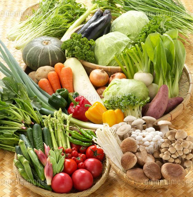野菜集合の写真素材 [FYI01611452]