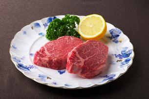 ヒレ肉の写真素材 [FYI01611594]