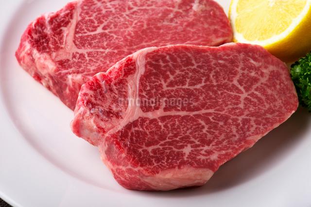 ヒレ肉の写真素材 [FYI01611598]