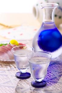 冷酒の写真素材 [FYI01611620]
