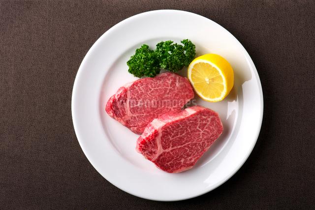 ヒレ肉の写真素材 [FYI01611707]