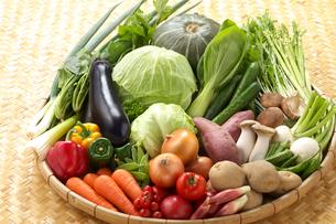 野菜集合の写真素材 [FYI01611876]