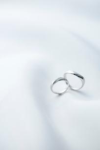 結婚指輪の写真素材 [FYI01611980]