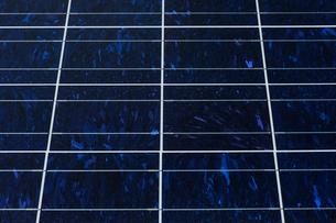 ソーラーパネルの写真素材 [FYI01611988]