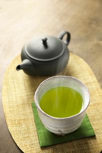 日本茶の写真素材 [FYI01612004]