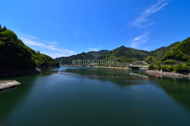松原ダムの写真素材 [FYI01612079]