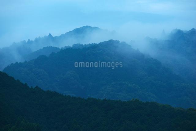 耳納連山の写真素材 [FYI01612093]