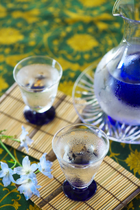 冷酒の写真素材 [FYI01612175]