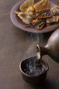 日本酒の写真素材 [FYI01612301]