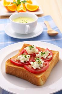朝食イメージの写真素材 [FYI01612337]